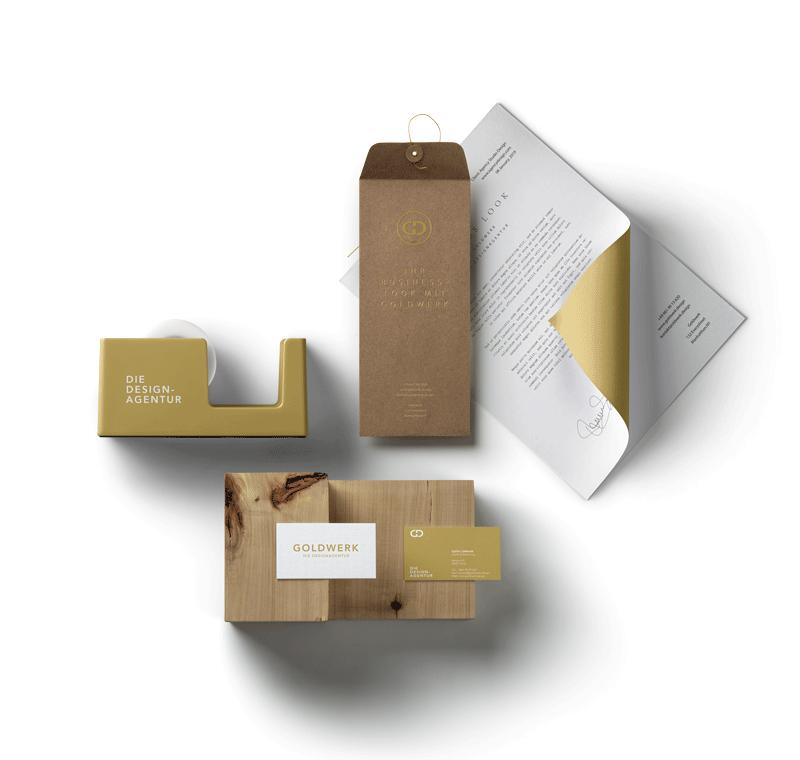 Goldwerk-Brand