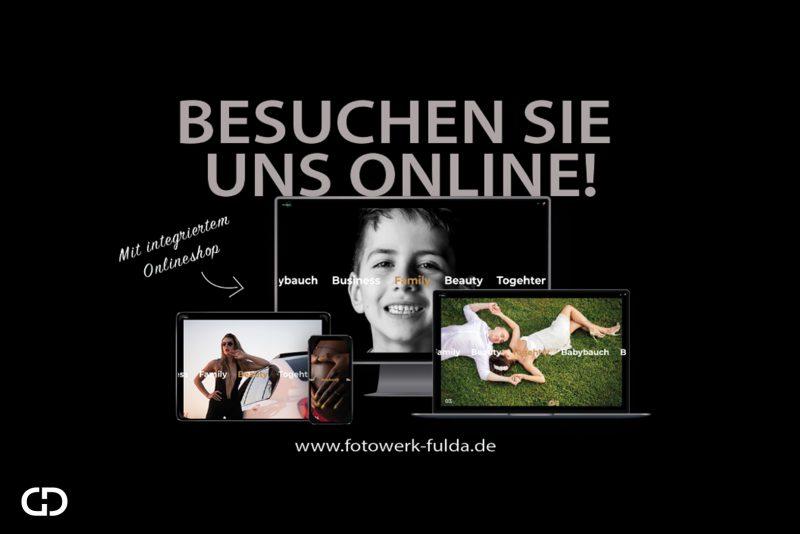 Goldwerk-Fotowerk-Webseite