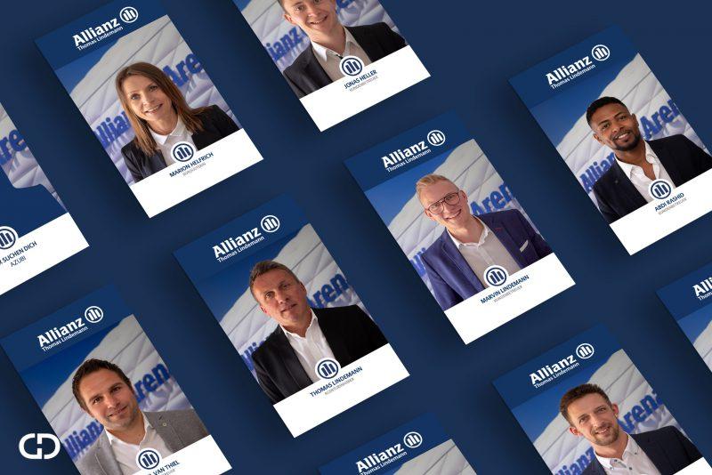 Goldwerk-Allianz-Team