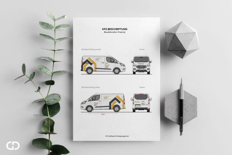 Goldwerk-BaudekorationKrasniqi-Fahrzeugbeschriftungen