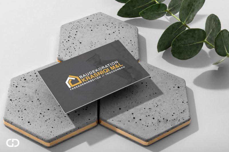 Goldwerk-BaudekorationKrasniqi-Logo