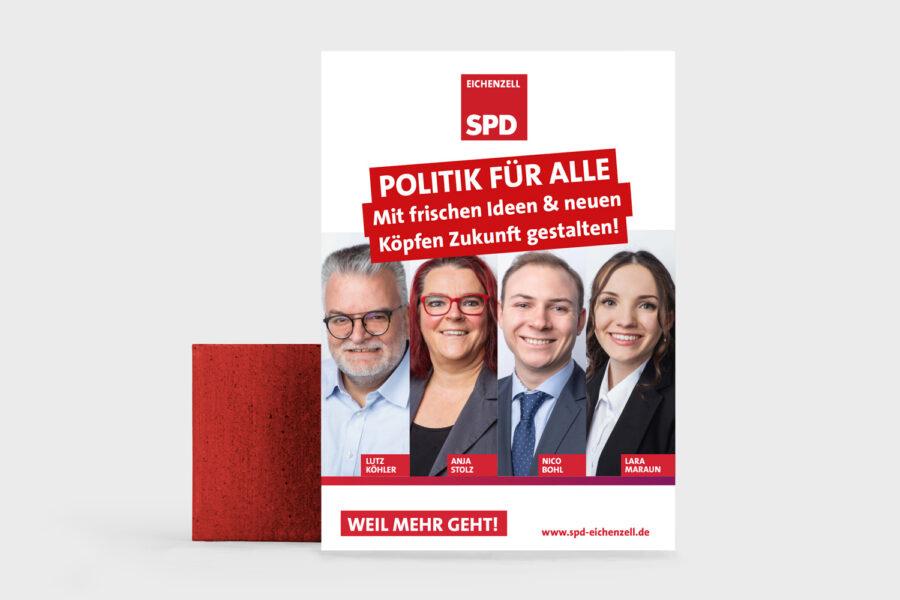 SPD Eichenzell – Kommunalwahl 2021