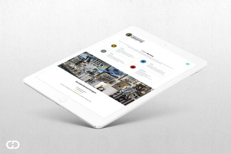 Goldwerk-Isoliertechnik-Urbaschek-iPad